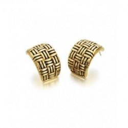 0dc8b9f318fd compra pendientes modernos clasicos y de tendencia en oro plata ...