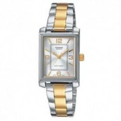 Reloj analógico Sra. CASIO LTP-1234SG-7A