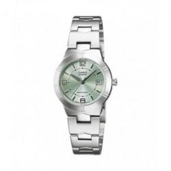 Reloj analógico mujer CASIO LTP-1241D-3A
