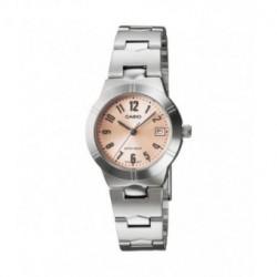 Reloj analógico Sra. CASIO LTP-1241D-4A3
