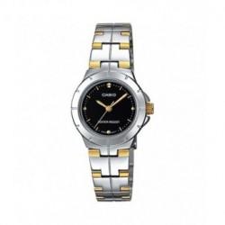 Reloj analógico Sra. CASIO LTP-1242SG-1C