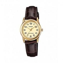 Reloj analógico Sra. CASIO LTP-V001GL-9B