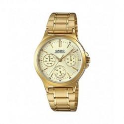 Reloj Mujer CASIO LTP-V300G-9A