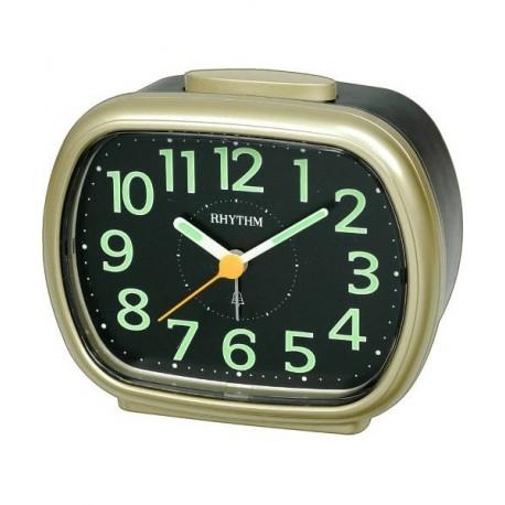 Despertador Silencioso RHYTHM CRA837WR04