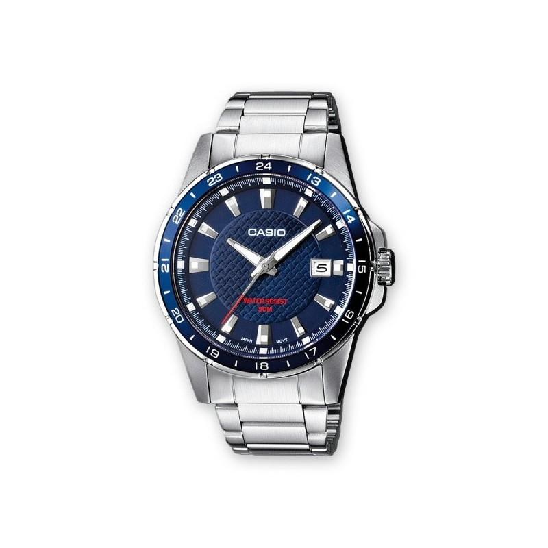 1290d Analógico Casio Mtp Reloj 2a mnwN0Ov8