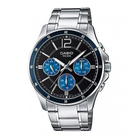 347b98c26f84 Compra Reloj Multifuncion CASIO MTP-1374D-2A