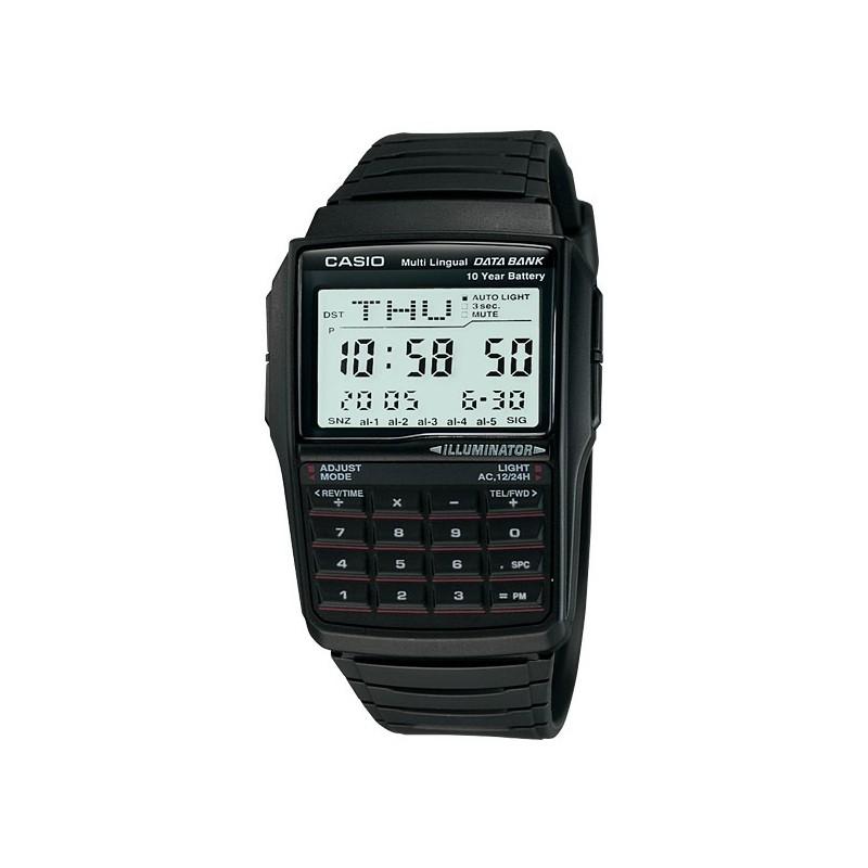 923ff2325de5 Encuentra Reloj retro vintage con calculadora y telememo CASIO