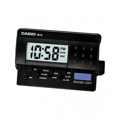 Despertador CASIO PQ-10-1R