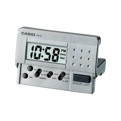Despertador CASIO PQ-10D-8R