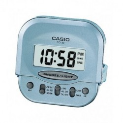 Despertador CASIO PQ-30-2D