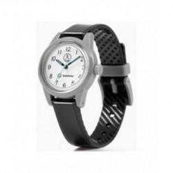 Reloj Q&Q SmileSolar mini series 003 sumergible y ecológico RP01J012Y