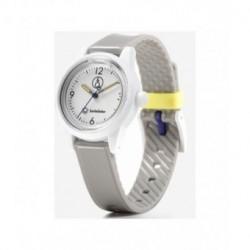 Reloj Q&Q SmileSolar mini series 003 sumergible y ecológico RP01J015Y