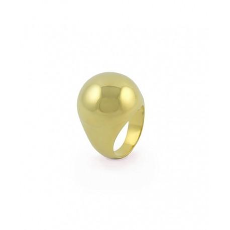 Anillo Metal Dorado Phaseolus LUXENTER