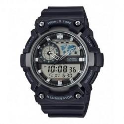 Reloj Anadigi hombre CASIO AEQ-200W-1A