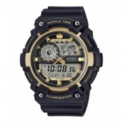 Reloj Anadigi hombre CASIO AEQ-200W-9A