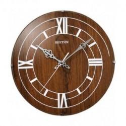 Reloj Pared Silencioso RHYTHM CMG113NR06