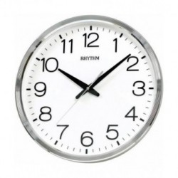 Reloj Pared Silencioso RHYTHM CMG494BR19