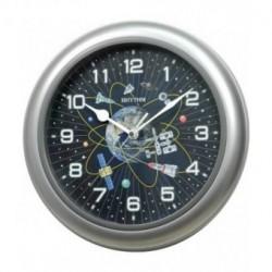 Reloj Pared Silencioso RHYTHM CMG505BR19