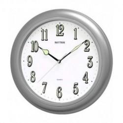 RELOJERIA Reloj Pared Analógico RHYTHM CMG728NR19 RHYTHM MARCA: rhythm