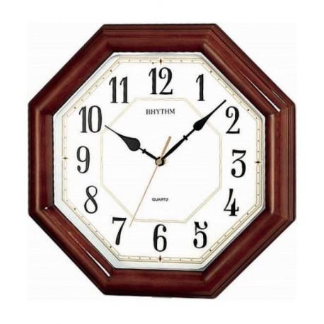 Reloj Pared Silencioso RHYTHM CMG912NR06