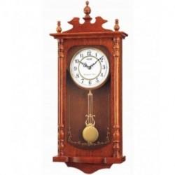 Reloj Pared de madera Musical RHYTHM CMJ302ER06