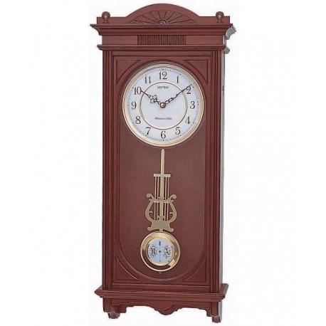 Reloj Pared Musical RHYTHM CMJ341SR06