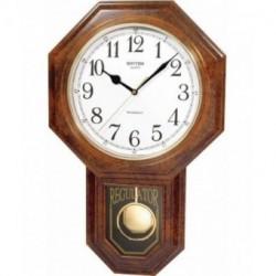 Reloj Pared Musical RHYTHM CMJ443NR06