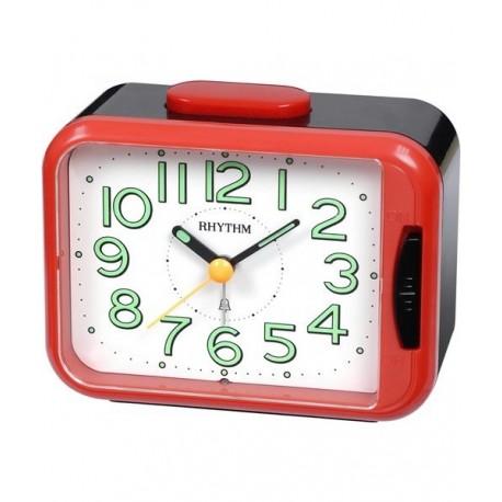 Despertador Silencioso RHYTHM CRA839WR01