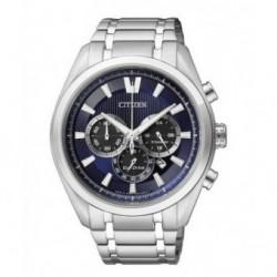 Reloj Citizen Super Titanio Cronometro Eco-drive CA4010-58L