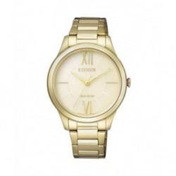 Reloj Citizen Señora Eco Drive EM0412-52