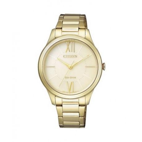RELOJES MUJER Reloj Citizen todo dorado de Señora Eco Drive EM0414-57A CITIZEN PARA: mujer; TIPO: analógico; COLOR: dorado;