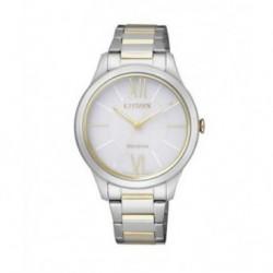 Reloj Citizen Señora Eco Drive EM0414-57A