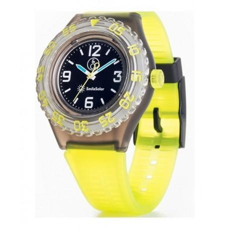 Reloj Smile Solar Q&Q RP16J002Y
