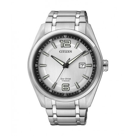 4d8fc073fb64 Reloj Citizen Super Titanio Caballero AW1240-57B