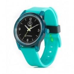 Reloj SmilSolar color turquesa sumergible unisex RP10J011Y