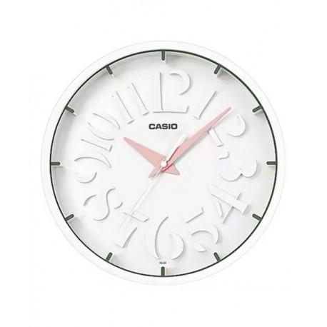 Reloj Pared Analógico CASIO IQ-64-4D