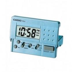 Despertador Digital Viaje CASIO PQ-10D-2