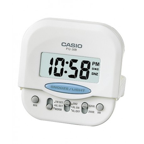 Despertador CASIO PQ-30B-7D