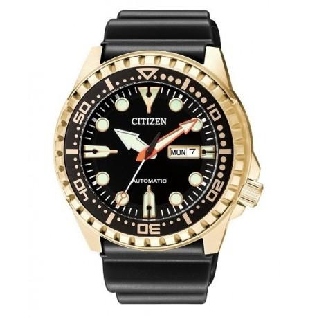 32a687a416ac Reloj Automatico Marine Sport de CITIZEN para caballero deportivo NH8383-17E