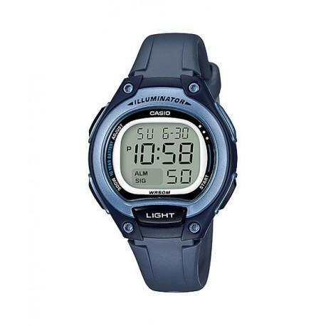22a92c3ba3ae Encuentra Reloj Casio Azul sumergible para niños LW-203-2A