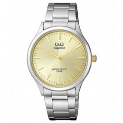 Reloj Caballero Acero Sumergible de Q&Q by Citizen S278J200Y