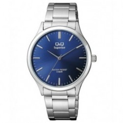 Reloj Caballero Acero Sumergible de Q&Q by Citizen S278J202Y