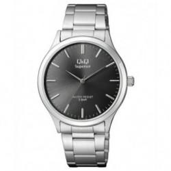 Reloj Caballero Acero Sumergible de Q&Q by Citizen S278J212Y