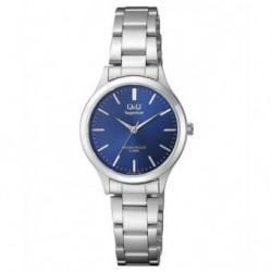 Reloj Señora Acero Sumergible de Q&Q S279J202Y