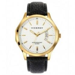 Reloj pulsera de vestir Caballero con correa Viceroy 40473-07