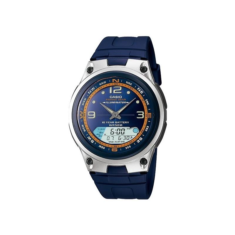 Aw Analógico 82 Reloj Casio Digital 2a QshtrdC