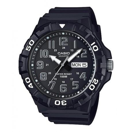 ef02308e6056 Encuentra Reloj analógico hombre grande CASIO MRW-210H-1A2