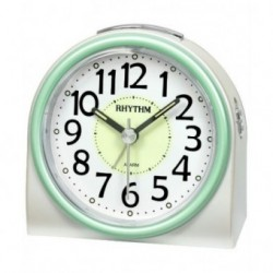Despertador Silencioso RHYTHM CRE885NR05