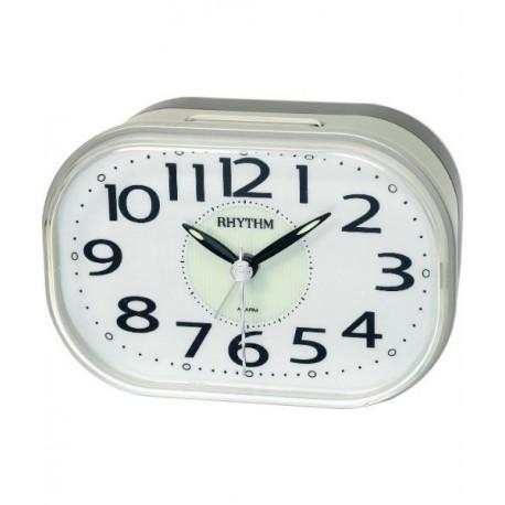 Despertador Silencioso RHYTHM CRE887NR19