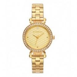 Reloj Pulsera de Viceroy todo dorado tipo joya par mujer 40912-97